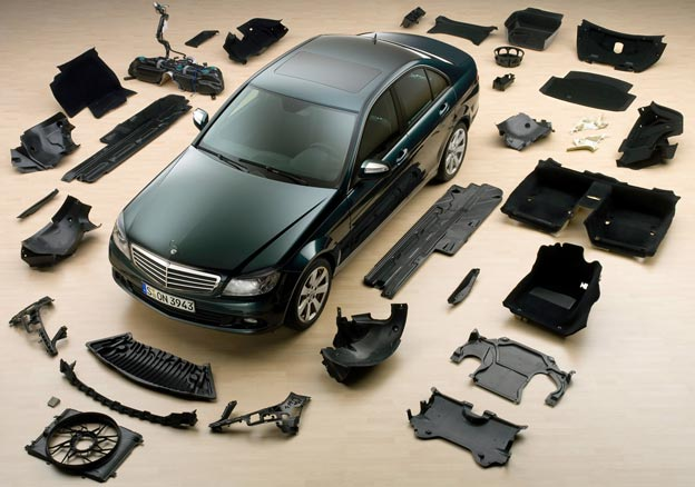 Mercedes parts online