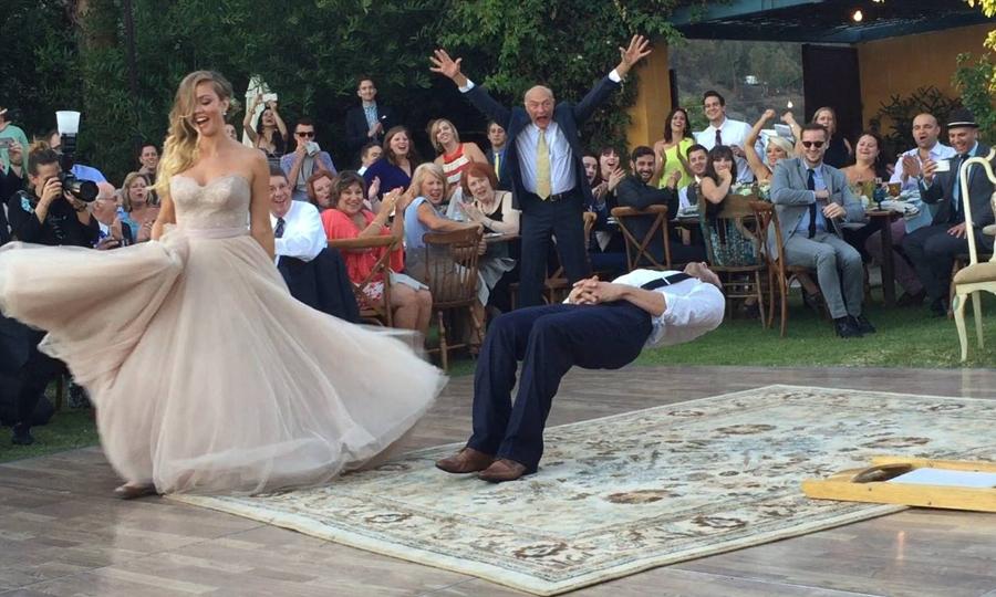 Wedding magician in San Francisco
